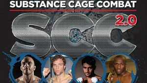 Win tickets to see Substance Combat 2.0 MMA in Toronto on May 30