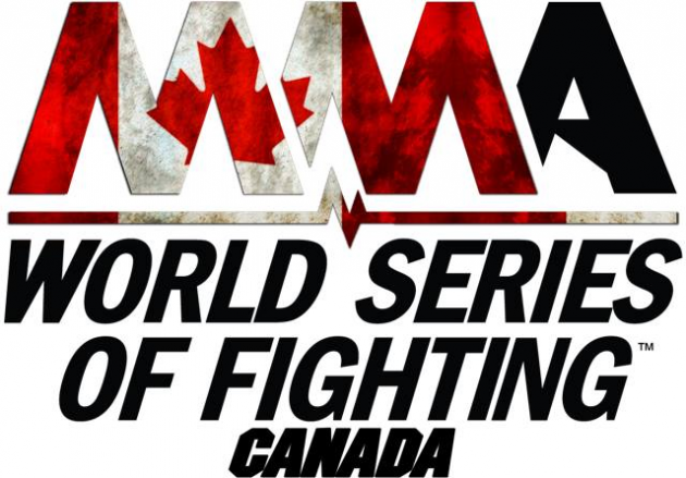 World Series of Fighting Canada 2 results from Edmonton