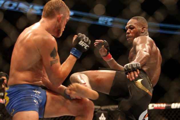 Jon Jones vs. Alexander Gustafsson 2 official for UFC 178 on Sept. 27 in Toronto