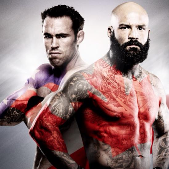 Jake Shields vs. Ryan Ford main event set for WSOF 14 on Oct. 11 in Edmonton