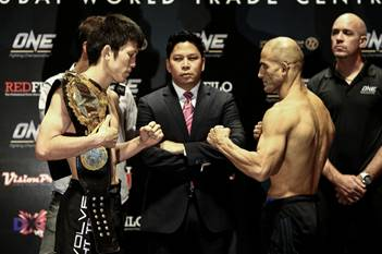 One FC: Reign of Champions official weigh-in results from Dubai