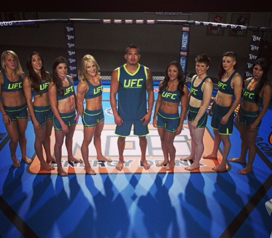 The Ultimate Fighter 'Team Pettis vs. Team Melendez'  Episode 2 Recap