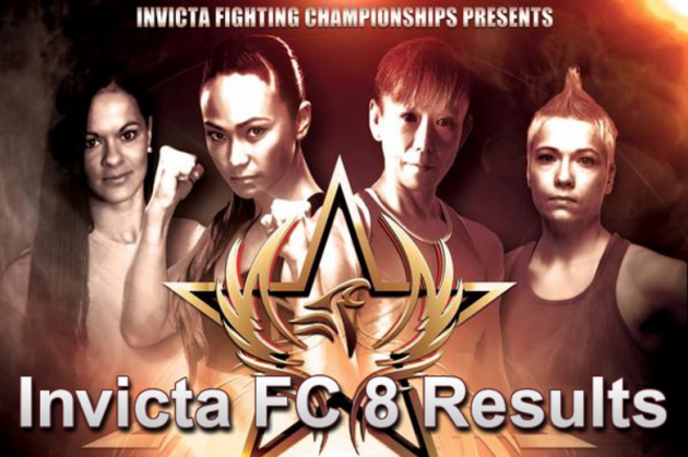 'Karate Hottie' Michelle Waterson retains women's Atomweight title at Invicta 8