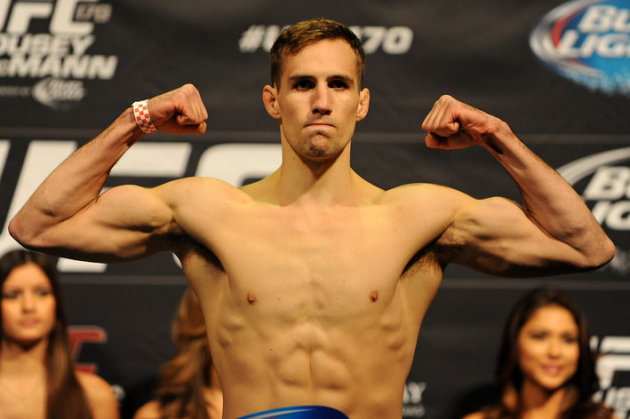 UFC Fight Night 54 weigh in results and video replay from Halifax, Nova Scotia