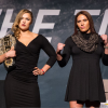 Video: Staredowns featuring Rousey, Zingano, Diaz, Silva, Belfort, Weidman and more