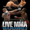 Hard Knocks 40 fight results from Calgary, Alberta