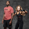 Reebok announced partnerships with UFC champions Ronda Rousey and Jon Jones