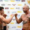 Havoc FC 8 weigh in results and photos