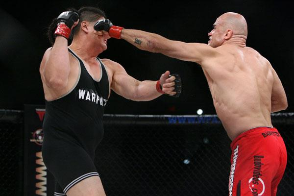 Legendary Bas Rutten to be inducted into the UFC Hall of Fame 2015