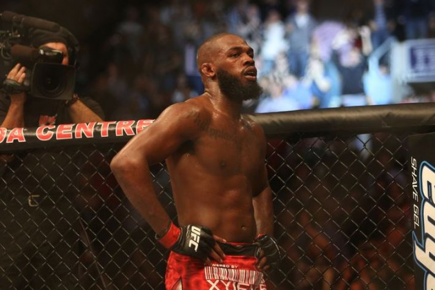 Update: Jon Jones could face up to three years in jail for hit and run