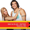 "Quick Pic:  TUF Canada champ Elias Theodorou joins ""The Amazing Race"" Canada"