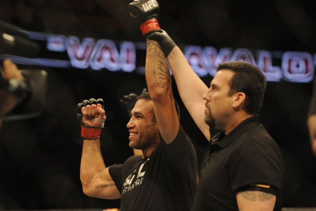 UFC 188 results: Fabricio Werdum submits Cain Velasquez to become undisputed champ