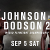 Official! Demetrious Johnson vs. John Dodson rematch for UFC flyweight title on Sept. 5