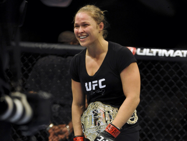 UFC 190 Results: Rousey KO's Correia in Brazil