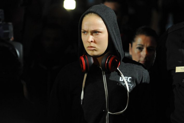 Ronda Rousey vs. Holly Holm title fight moved to historic UFC 193 in Australia