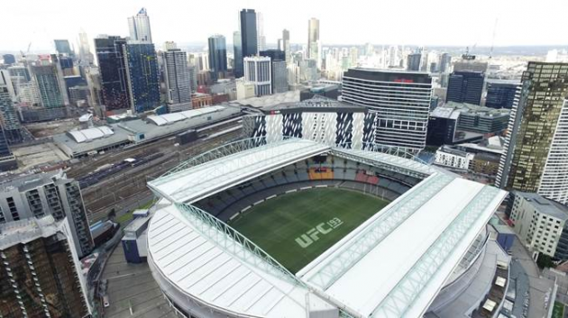 UFC 193: Etihad stadium to host historic UFC event on Nov. 15