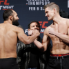 UFC Fight Night 82 weigh in video replay and results for 'Hendricks vs Thompson'. Featuring Canada's Misha Cirkunov