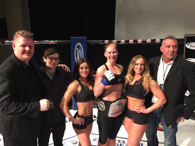 Prestige FC 2 Results from Regina, Saskatchewan