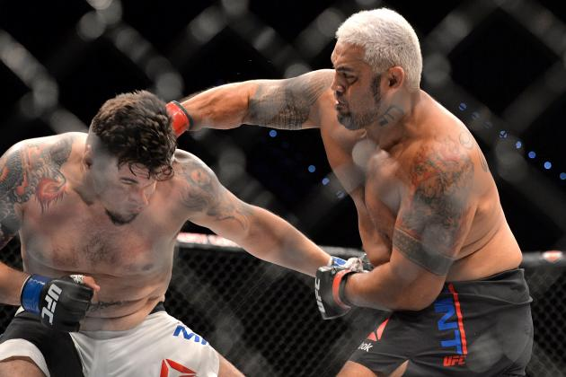 "UFC Fight Night 85 results for ""Hunt vs. Mir"""