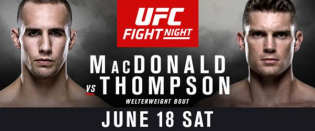 Tickets for UFC Fight Night Ottawa on sale Friday, April 15