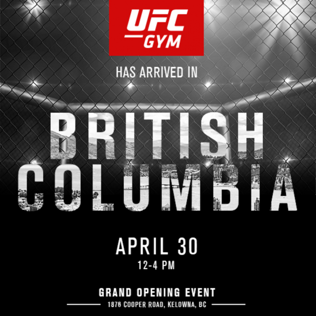 UFC lightweight contender Michael Chiesa to appear at BC's first UFC GYM