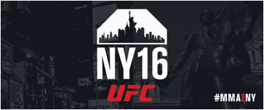 Breaking News: UFC makes history with announcement of major event at Madison Square Garden in NY on Nov. 12