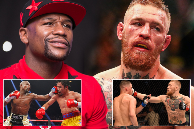 Report: Floyd Mayweather vs Conor McGregor set for September, official announcement coming in two weeks