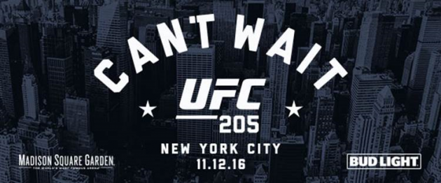 UFC brings three world title fights to New York City (Official Press Release)