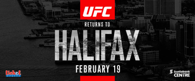 UFC returns to Halifax – Tickets to go on sale this week
