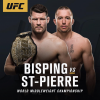 BREAKING NEWS: Georges St-Pierre returns to the UFC to battle Michael Bisping for Middleweight Title