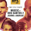 UFC 211: Miocic vs. dos Santos 2 preview