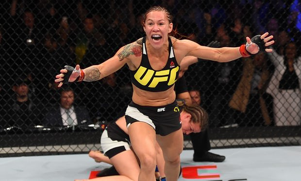 Germaine de Randamie stripped, UFC books Cris Cyborg vs Megan Anderson for July 29 featherweight title fight