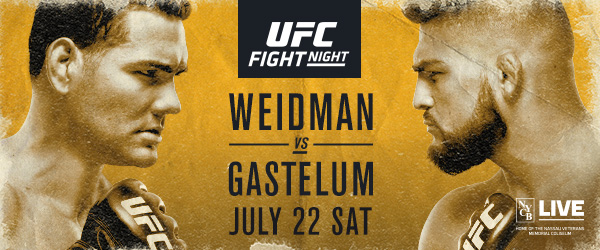 UFC's Long Island debut stacked with local talent