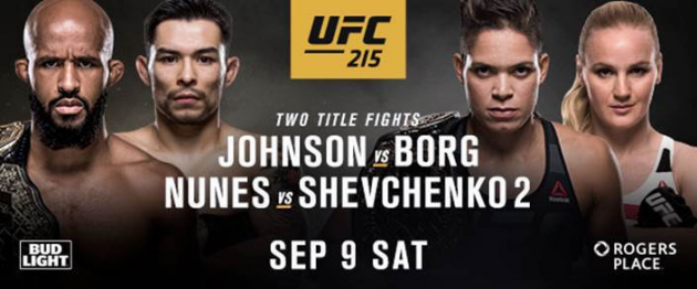 UFC debuts in Edmonton with two thrilling World Championship Fights