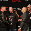 Michael Bisping predicts he will KO St-Pierre in the first round