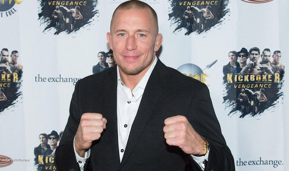Will Georges St-Pierre win on his long-awaited return to the octagon?