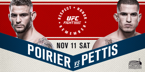 Dustin Poirier to face Former champ Anthony Pettis in UFC Norfolk Main event
