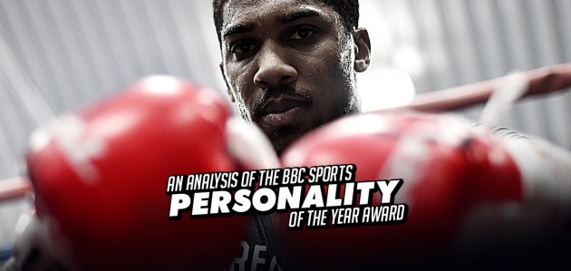 A look at Anthony Joshua, one of British sport's most talked about Athlete