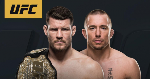 """Latest UFC 217 Fight Card And Line Up for """"Bisping vs. St-Pierre"""""""