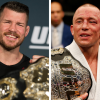 Michael Bisping downplays Georges St-Pierre's UFC success – 'He's had competition suited toward him'