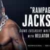"""Rampage"" Jackson Signs Exclusive Multi-Fight Deal With Bellator MMA"