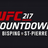 Watch entire video replay of UFC 217 Countdown featuring GSP, BISPING & More!