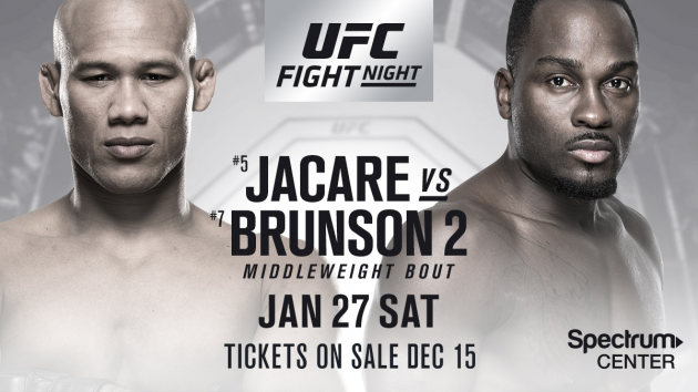 "UFC Fight Night ""Jacare vs Brunson 2"" preview"