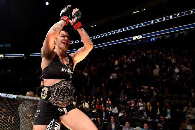Saved! Cris Cyborg vs Yana Kunitskaya headlines UFC 222, Frankie Edgar vs Brian Ortega booked as co-main event
