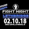 Fight Night 6 Results from Lethbridge, Alberta