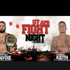 Elite 1 MMA Results from Moncton, New Brunswick