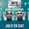 UFC Returns to Calgary with a Pivotal Lightweight Rematch