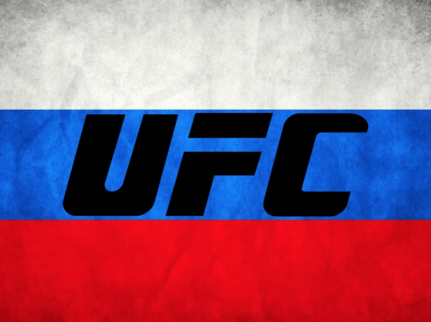 UFC® TO HOLD DEBUT EVENT IN RUSSIA ON SEPTEMBER 15