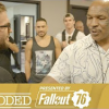 UFC 227 'Embedded' video blog (Ep. 3): 'Iron' Mike Tyson has words for Cody Garbrandt
