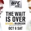 The first UFC 229: 'Khabib vs McGregor' press conference is set for Radio City Music Hall